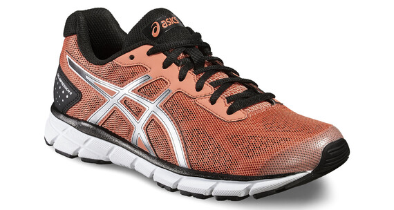 asics Gel-Impression 9 Shoe Women Flash Coral/Silver/Black